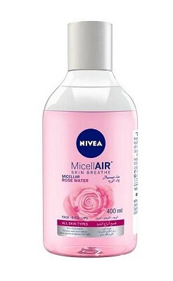 Nước Hoa Hồng Nivea Micellair Skin Breathe Rose Water