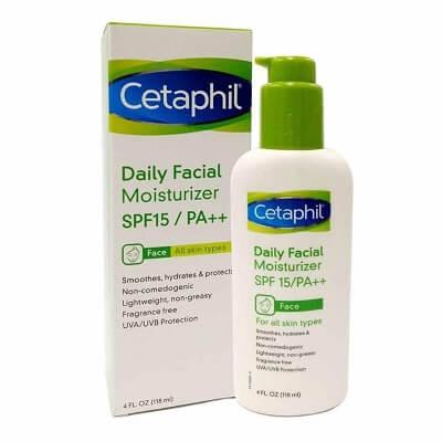 Kem chống nắng Cetaphil Daily Facial Moisturizer SPF 15
