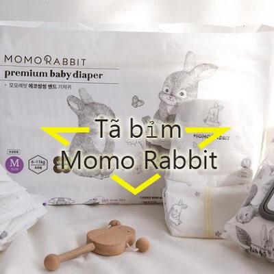 [Review] Top 5 tã bỉm Momo Rabbit có tốt không? Giá bao nhiêu? Mua ở đâu?