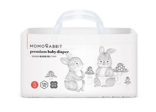 Tã Bỉm dán Momo Rabbit