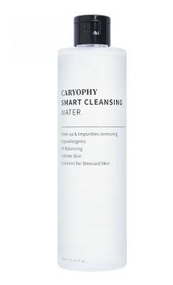 Thiết kế kết cấu Nước tẩy trang Caryophy Smart Cleansing Water