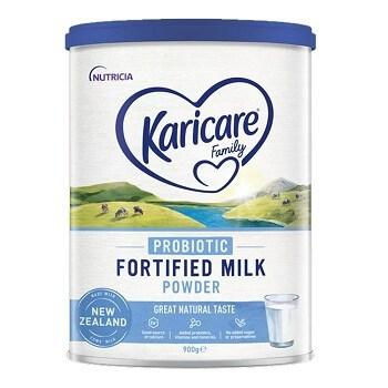 Sữa Karicare Organic Family nguyên kem