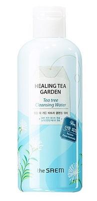 The Saem Healing Tea Garden Tea Tree Cleansing Water