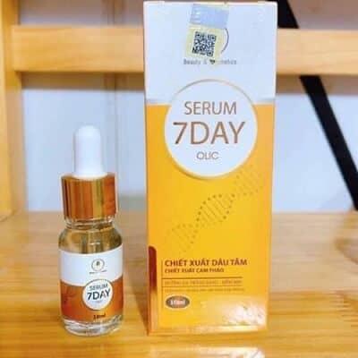Công dụng serum 7 Day Olic