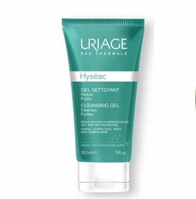 Sữa rửa mặt Uriage eau thermale Hyseac Gel Nettoyant Cleansing Gel