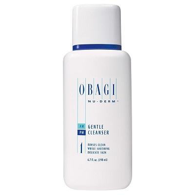 Sữa rửa mặt Obagi Nuderm Gentle Cleanser ( cho da khô )