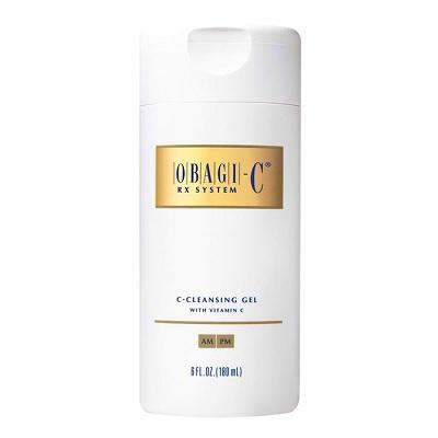 Sữa rửa mặt làm sáng da Obagi-C Rx Cleansing Gel 180ml