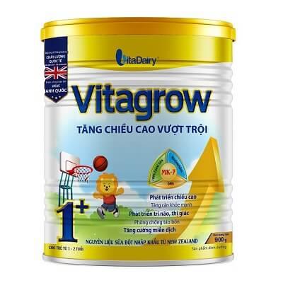 Sữa VitaGrow 1 cho trẻ từ 0-6 tháng