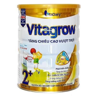 Sữa VitaGrow 2 cho trẻ từ 6-12 tháng