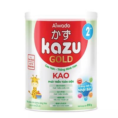 Sữa Kazu Gold 2 ( cho trẻ trên 2 tuổi)