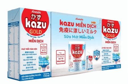 Sữa Kazu Gold pha sẵn (cho trẻ từ 1 tuổi trở lên)